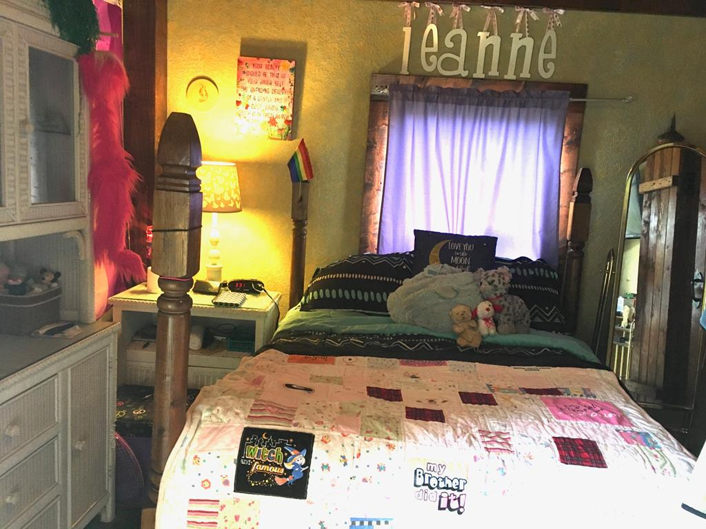 Bedroom in MIL Qtrs